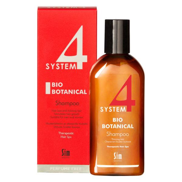 Sim System 4 Bio Botanical shampoo