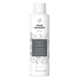 Four Reasons No Nothing Sensitive Dry Shampoo