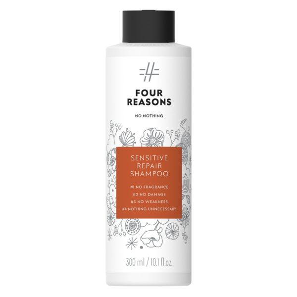 Four Reasons No Nothing Sensitive Repair Shampoo