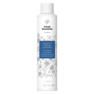 Four Reasons No Nothing Sensitive Strong Hairspray