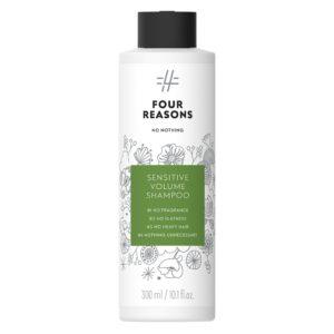 Four Reasons No Nothing Sensitive Volume Shampoo
