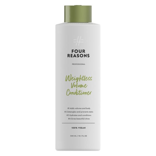 Four Reasons Professional Weightless Volume Conditioner