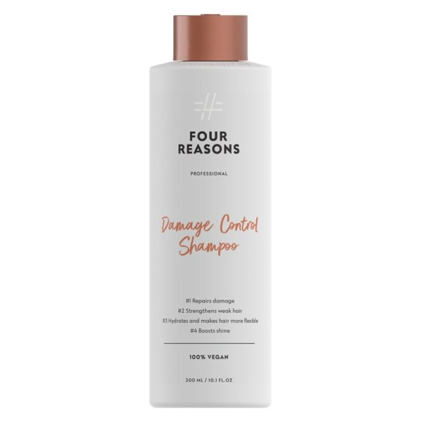 Four Reasons Professional Damage Control Shampoo
