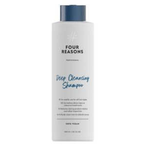 Four Reasons Professional Deep Cleansing Shampoo