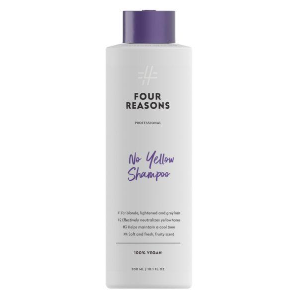 Four Reasons Professional No Yellow Shampoo