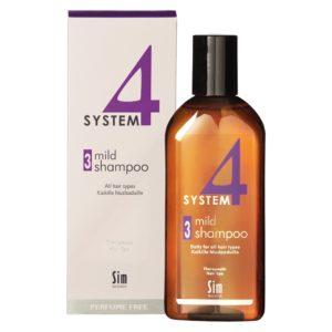 Sim System 4 Climbazole Mild Shampoo 3