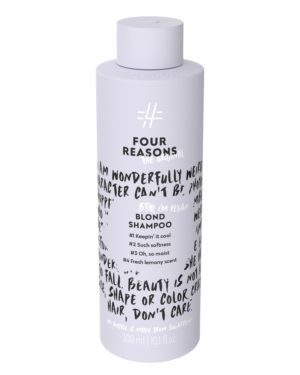 Four Reasons Original Blond Shampoo