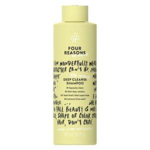 Four Reasons Original Deep Cleanse Shampoo