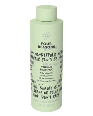 Four Reasons Original Volume Shampoo