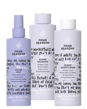 Four Reasons Original Blond tuotepaketti