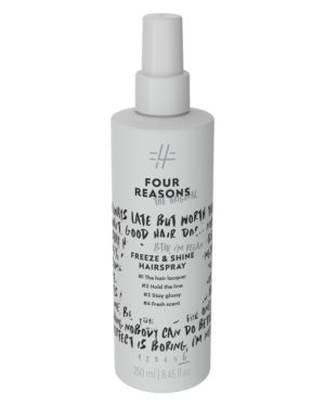 Four Reasons Original Freeze & Shine Hairspray