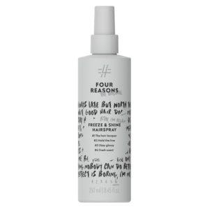 Four Reasons Original Freeze & Shine Hairspray