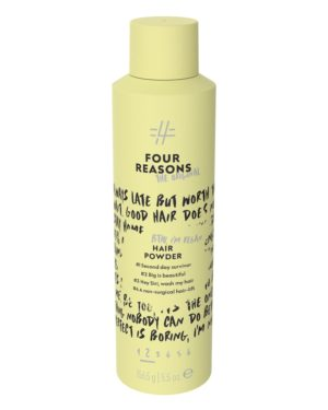 Four Reasons Original Styling Hairspray