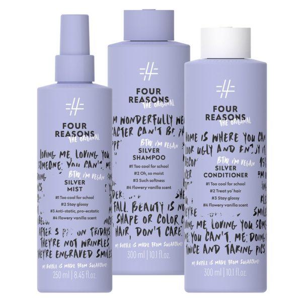 Four Reasons Original Silver tuotepaketti