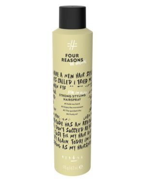 Four Reasons Original Strong Styling Hairspray
