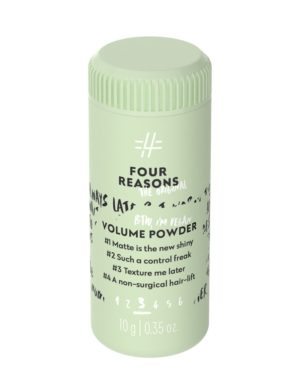Four Reasons Original Volume Powder