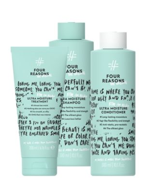 Four Reasons Original Ultra Moisture tuotepaketti
