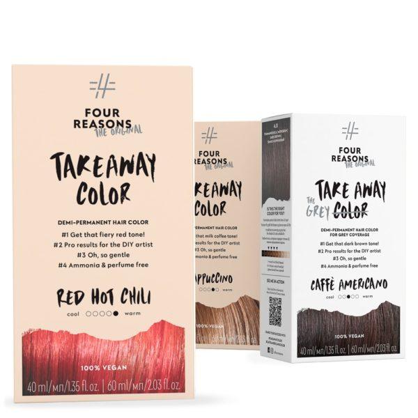 Four Reasons Original Takeaway Color