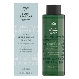 Four Reasons Original Scalp Refreshing Shampoo
