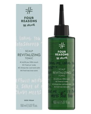Four Reasons Original Scalp Revitalizing Tonic