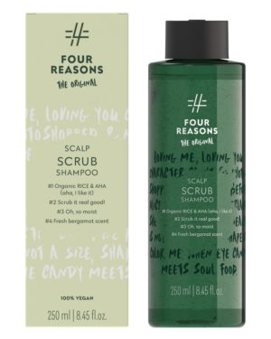 Four Reasons Original Scalp Scrub Shampoo