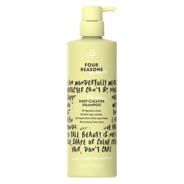 Four Reasons Original Deep Cleanse Shampoo 500 ml