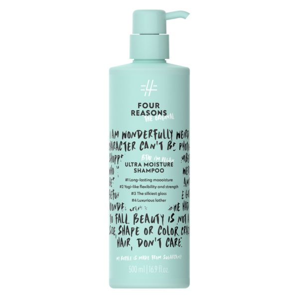 Four Reasons Original Ultra Moisture Shampoo 500 ml