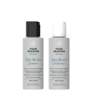 Four Reasons Professional Silky Moisture Shampoo + Conditioner 60 ml